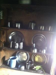 Tweede keukenkastje