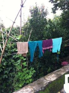 De waslijn